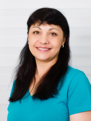 Natalia Pentschuk, Zahnarztpraxis, Angestellte, Königswinter